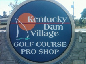 kentucky dam village golf course pro shop